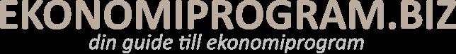 Ekonomiprogram.biz